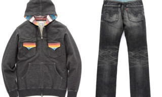 Levi's x Tommy Guerrero Holiday 2010 Collection