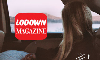 Lodown Magazine iPad Issue