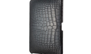 Maison Takuya Crocodile Leather iPad Case