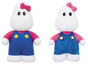 Hello Kitty Plush Toys : Qoo wholesale cm quality creative stuffed animal toys hello