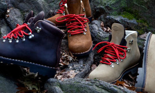 "Merrell x Ronnie Fieg ""Wilderness"" Collection"