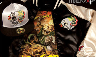 Mishka NYC x Famous Stars & Straps Capsule Collection