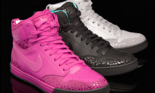 Nike Air Royalty Hi Leopard Pack