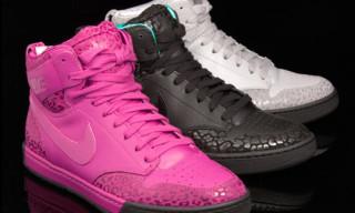 Nike Air Royalty Hi Leopard Pack