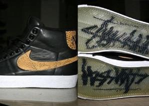 Stussy x Nike All Court Mid - A First Look Highsnobiety ... 02968e08e0da