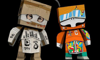 Orange Paperquest Toys – So Me, Etc