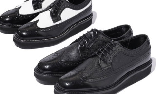 Phenomenon x Regal Wingtip Shoes