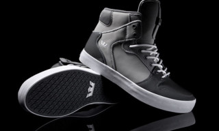 "Supra ""Cool Grey"" Vaider"