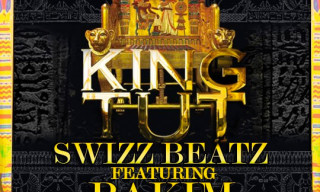 "Music: Monster Mondays – Swizz Beatz featuring Rakim ""King Tut"""