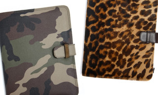 Trussardi 1911 iPad Cases Available