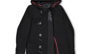 Trussardi 1911 Knit Duffle Coat
