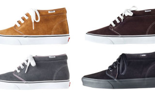 Vans Chukka for A.P.C.