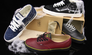 Vans Syndicate x WTAPS Holiday 2010 – A Full Look