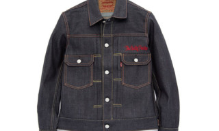 Wacko Maria x Levi's Trucker Denim Jacket
