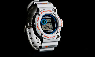 Highsnobiety Giveaway – LRG x G-Shock Frogman Watch