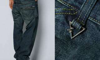 Levi's x Whiz Limited Cross Denim