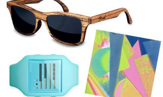 Highsnobiety Giveaway – Neon Indian x Shwood x NOOKA