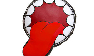 Original Fake Circle Tongue Cushion