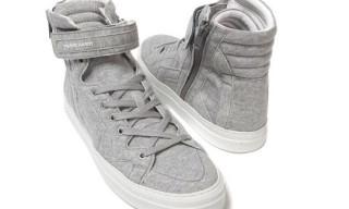 Pierre Hardy Fleece Sneakers