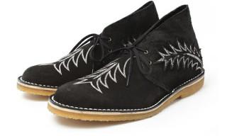 SASQUATCHfabrix Cactus Desert Boots