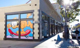 The Hundreds x Garfield Pop-Up Shop