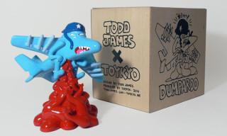 """Todd James x Studio Tokyo """"Dumparoo"""" Sculpture"""