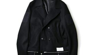 Undercover Zozovilla Limited Pea Coat