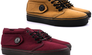 Vault by Vans Peacoat Chukka Holiday 2010