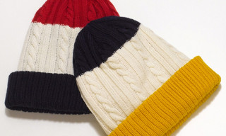 "Acapulco Gold ""Threesome"" Beanies"