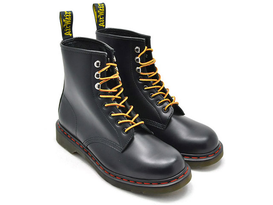 Atmos X Dr Martens 8 Eyelet Boots Highsnobiety