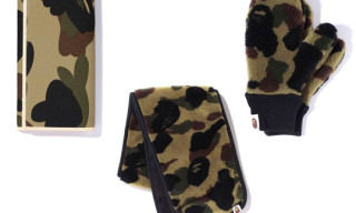 Bape 1st Camo Accessories Holiday 2010