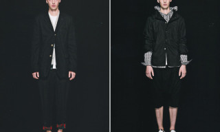 BLACK Comme des Garcons Spring 2011 Collection