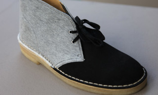 Clarks Originals x Loopwheeler Pack