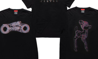 CLOT x TRON: Legacy T-Shirts