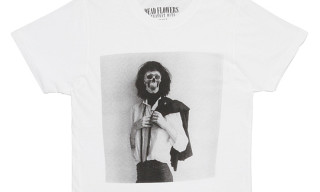 "Dead Flowers ""Skulls"" T-Shirt Series"