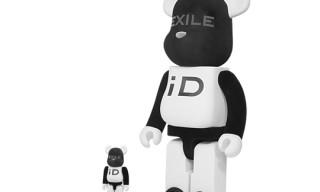 Medicom x EXILE iD 1000% & 100% Bearbricks