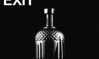 EXIT Magazine x Krink x Absolut Autumn/Winter 2010 Issue Cover