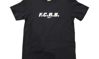 F.C.R.B. New Year 2011 T-Shirt