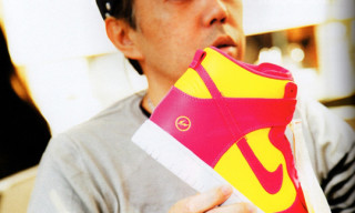 fragment design x Nike Dunk Hi – A Further Look