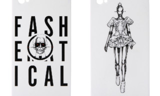 GASBOOK x Fashematical iPhone 4 Cases