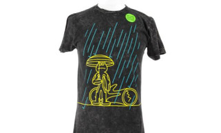 "James Jarvis x Disney ""TRON: Legacy"" GID T-Shirt"