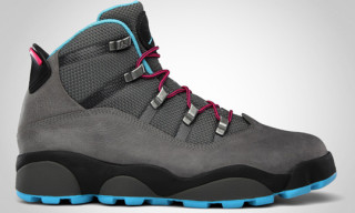 Jordan Winterized 6 Rings Cool Grey/Chlorine Blue