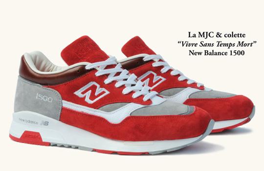 new balance 1500 la mjc x colette