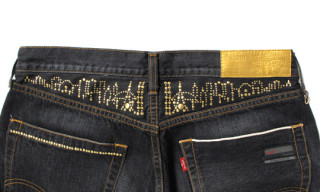 Levi's Fenom x Nitro Microphone Underground Disco Decoration Crush Customize