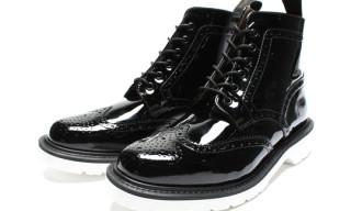 "Parker x Loake ""Burford"" Wingtip Boots"