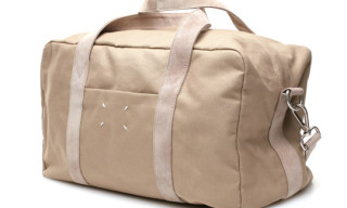 Martin Margiela Canvas Duffle Bag