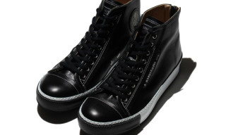 SASQUATCHfabrix x Enhance Element x mastermind JAPAN Sneakers