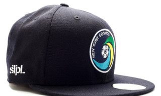 New York Cosmos x Staple New Era Caps