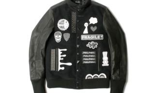 newneu Velcro Varsity Jacket