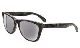 Oakley Frogskin Sunglasses Smog Tortoise/Grey